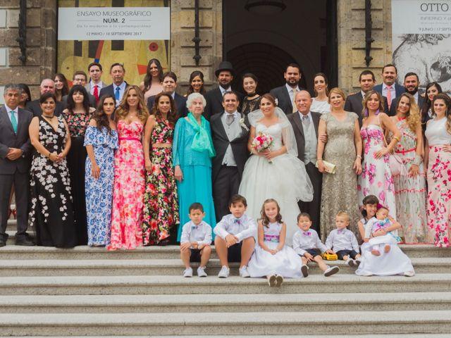 La boda de Mauricio y Tessi en Zapopan, Jalisco 41