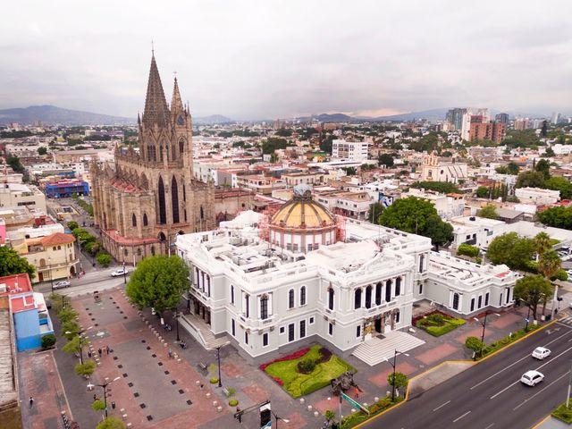 La boda de Mauricio y Tessi en Zapopan, Jalisco 1