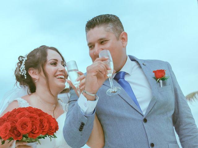 La boda de Sheindele y Fernando