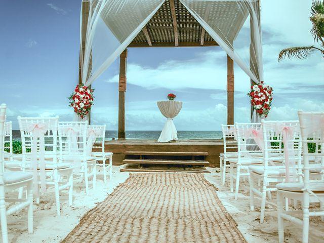 La boda de Fernando y Sheindele en Playa del Carmen, Quintana Roo 1