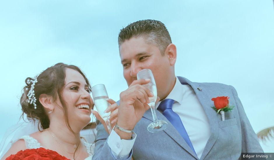 La boda de Fernando y Sheindele en Playa del Carmen, Quintana Roo