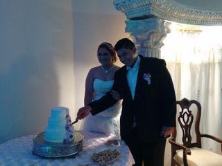 La boda de Stefanny y Alexander