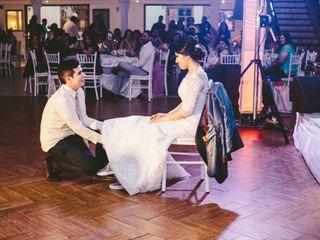 La boda de Gladys y Kristofer 1