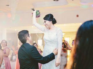 La boda de Gladys y Kristofer 2