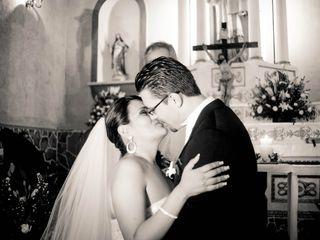 La boda de Lorena  y Steeve