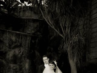 La boda de Lorena  y Steeve 3