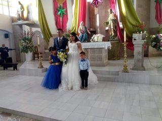 La boda de Dulce  y Emmanuel