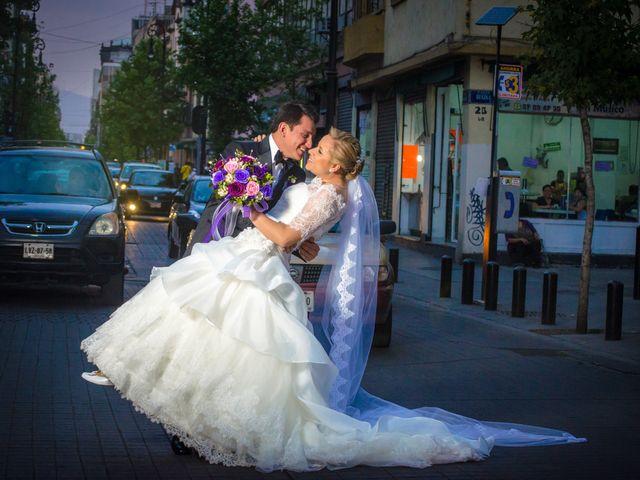 La boda de Gaby y Atzin