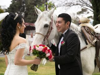 La boda de Priscila y Eduardo