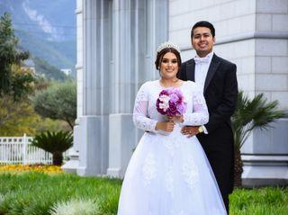La boda de Karla y César