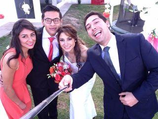 La boda de Alejandra y Armando