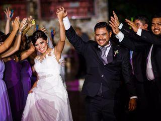 La boda de Dora y Mau