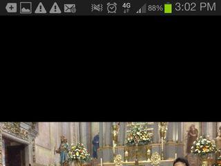 La boda de Liliana y Santiago 2