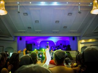 La boda de Mayra y Iván 2