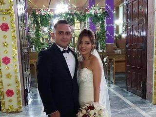 La boda de Blanca Vanessa  y Alan Eduardo  1
