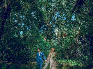 La boda de Airy y Daniel 1