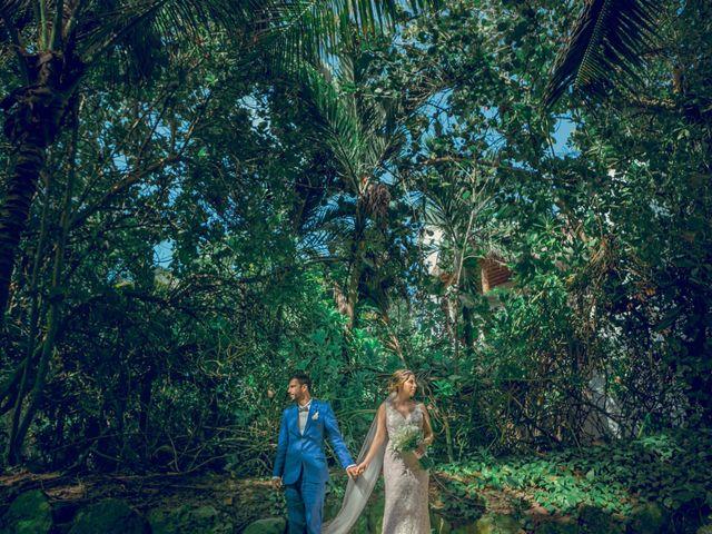 La boda de Daniel y Airy en Tulum, Quintana Roo 1
