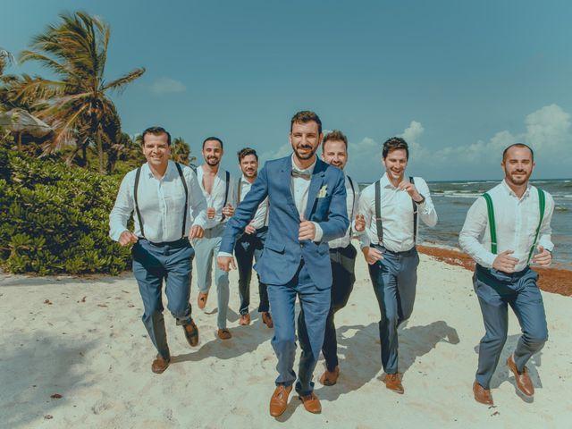 La boda de Daniel y Airy en Tulum, Quintana Roo 2