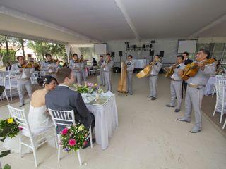 La boda de Helen y Adrien 3