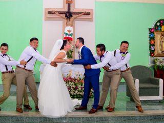 La boda de Marlin y Javier 1