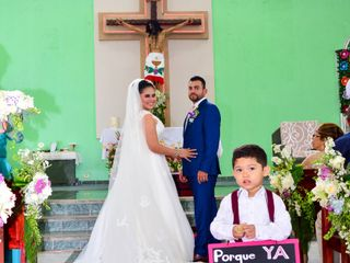 La boda de Marlin y Javier 2