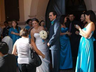 La boda de Eunice y Carlos 2