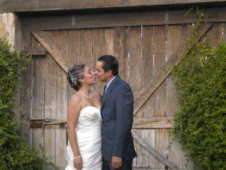 La boda de Eunice y Carlos