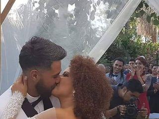 La boda de Viry y Isaí 1