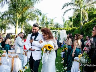 La boda de Viry y Isaí 3