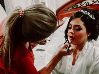 La boda de Karla y Argenis 1