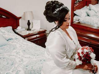La boda de Karla y Argenis 2