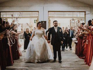 La boda de Karla y Argenis