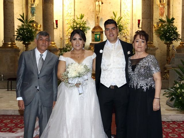 La boda de Carlos y Margarita en Zapopan, Jalisco 9