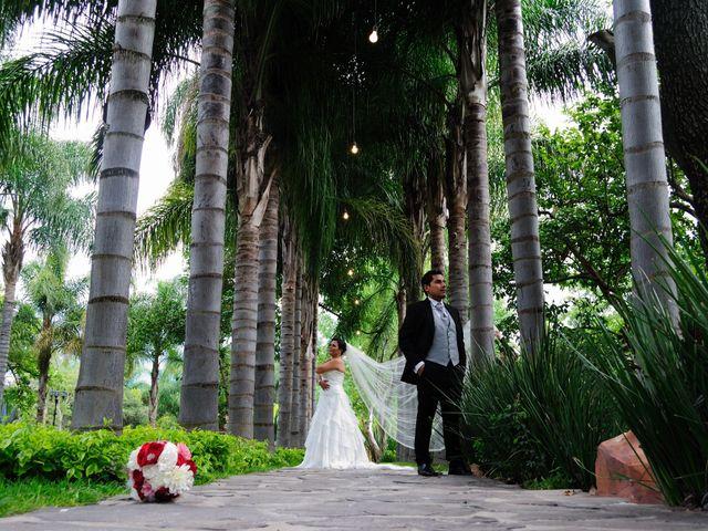 La boda de Ricardo y Gaby en Zapopan, Jalisco 8