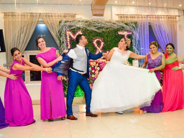 La boda de Javier y Marlin en Comalcalco, Tabasco 1