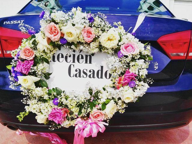 La boda de Javier y Marlin en Comalcalco, Tabasco 7