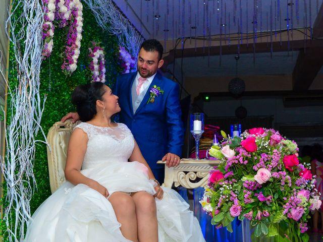 La boda de Javier y Marlin en Comalcalco, Tabasco 2