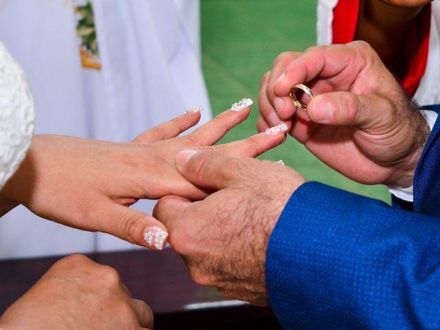La boda de Javier y Marlin en Comalcalco, Tabasco 9