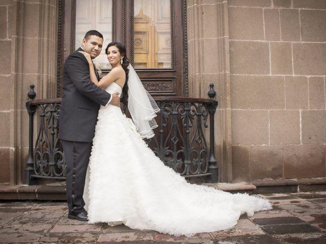 La boda de Barbara y Jaime