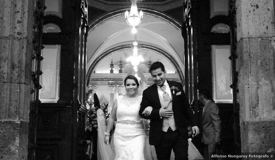 La boda de Ricardo y Gaby en Zapopan, Jalisco