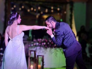 La boda de Daniel y Montserrat