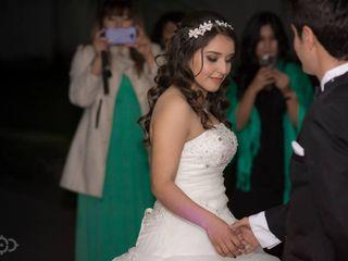 La boda de Mónica Aurora  y Alberto Giovani 3