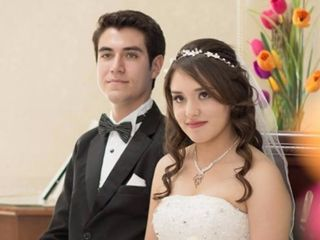 La boda de Mónica Aurora  y Alberto Giovani