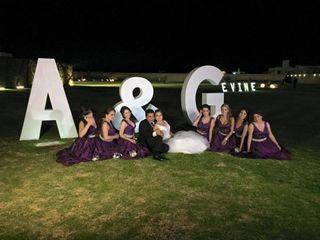 La boda de Arai y Gustavo 3