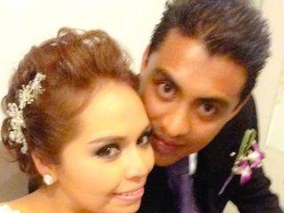 La boda de Arai y Gustavo