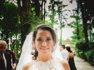 La boda de Oscar Ibarra  y Mishell  2