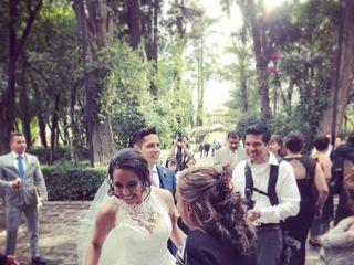 La boda de Oscar Ibarra  y Mishell  3