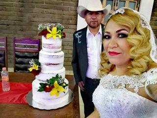 La boda de Marliene  y José