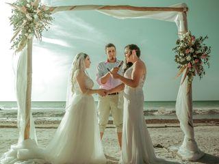 La boda de Nelly y Natalia 1