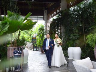 La boda de Vivian y Toan 1